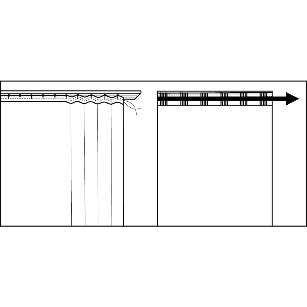 Home affaire Vorhang »Lazy«