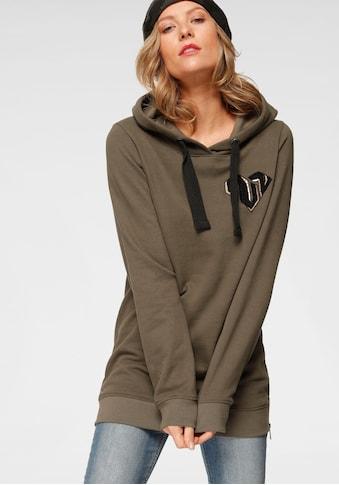 Ocean Sportswear Longsweatshirt, mit Reißverschluss seitlich am Saum kaufen