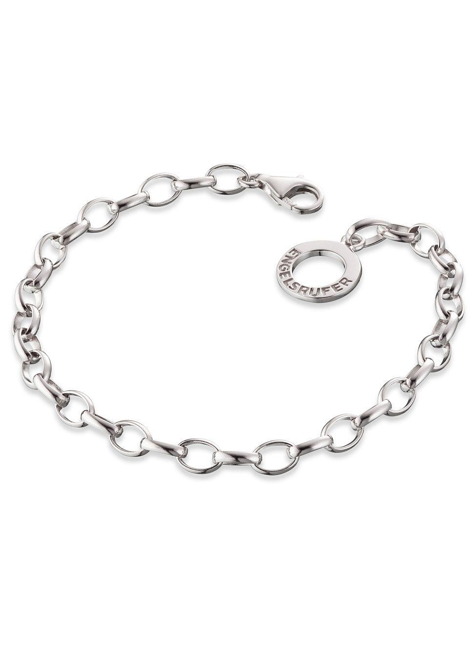 Engelsrufer Charm-Armband »ARMBAND SILBER 19,5CM, ERB-195« | Schmuck > Armbänder > Charm-Armbänder | Engelsrufer