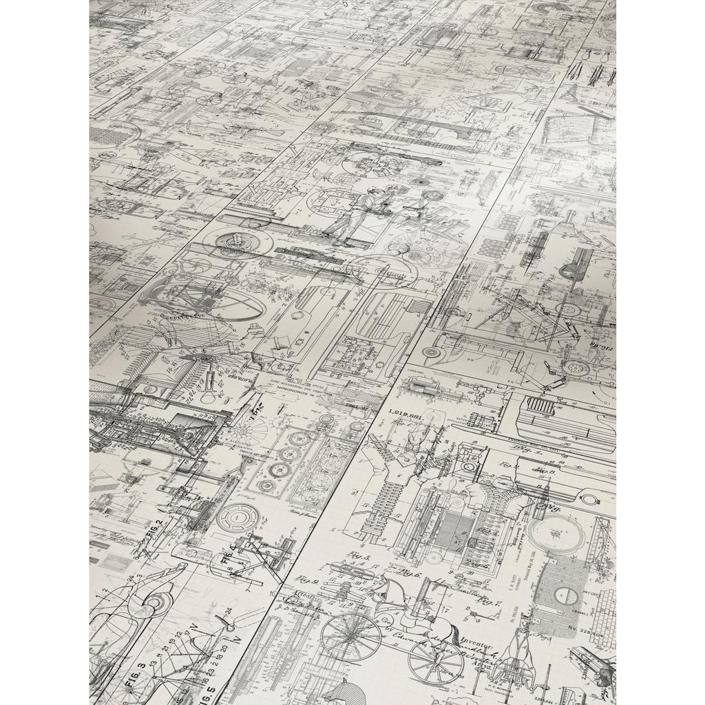 PARADOR Laminat »Trendtime 4 - Scientific«, 1285 x 400 mm, Stärke: 8 mm