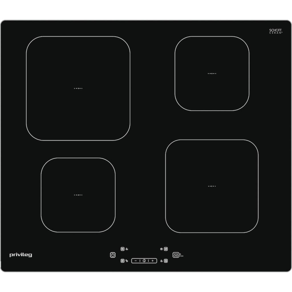 Privileg Backofen-Set »BAKO Turn&Cook 301«, PBWR6 OH5V IN, mit Backauszug, Hydrolyse