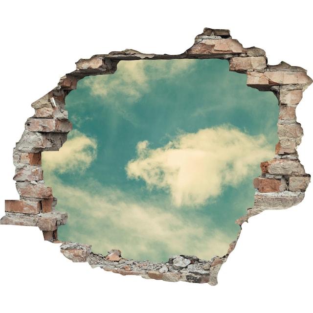 queence Wandtattoo »Wolken« (1 Stück)