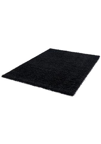 Hochflor - Teppich, »LOCA«, Sanat, rechteckig, Höhe 50 mm, maschinell gewebt kaufen
