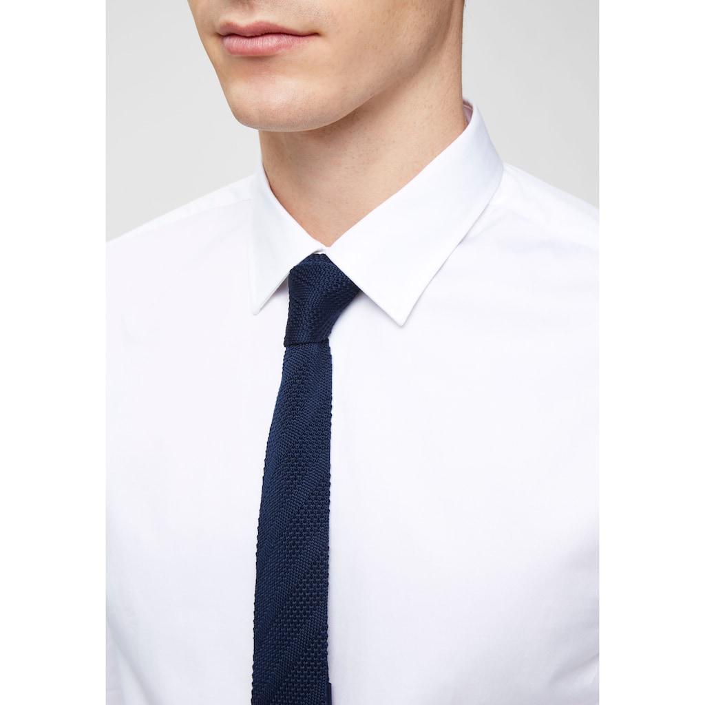 SELECTED HOMME Langarmhemd »SLIM PEN PELLE SHIRT«
