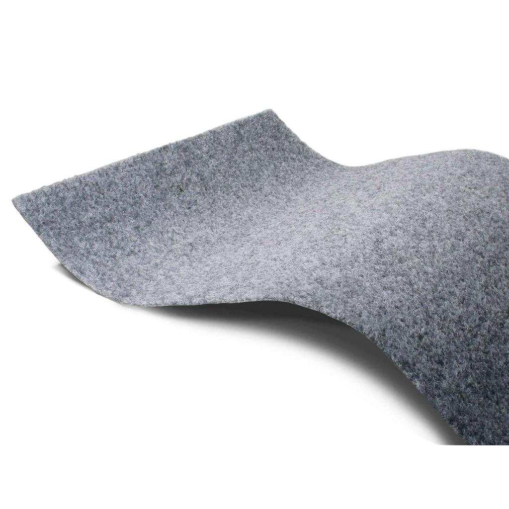 Primaflor-Ideen in Textil Kunstrasen »GREEN«, rechteckig, 7,5 mm Höhe, Rasenteppich, grau, mit Noppen, strapazierfähig, witterungsbeständig, In- und Outdoor geeignet