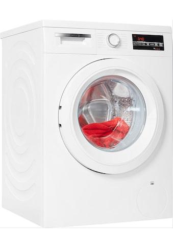 BOSCH Waschmaschine »WUU28T20«, 6, WUU28T20, 8 kg, 1400 U/min, unterbaufähig kaufen