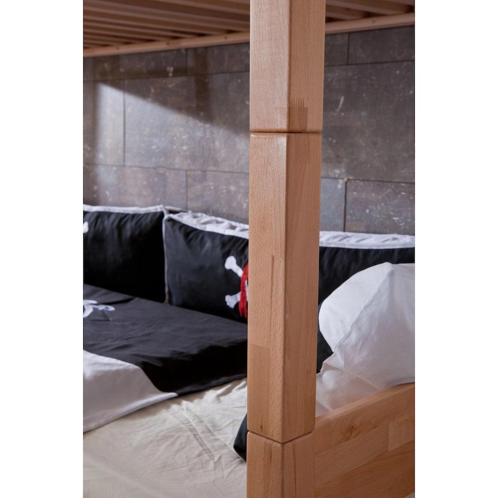 Relita Etagenbett, mit Rollrost, umbaufähig zu 2 Einzelbetten