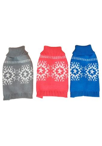 Heim Hundepullover »Schneeflocke« kaufen