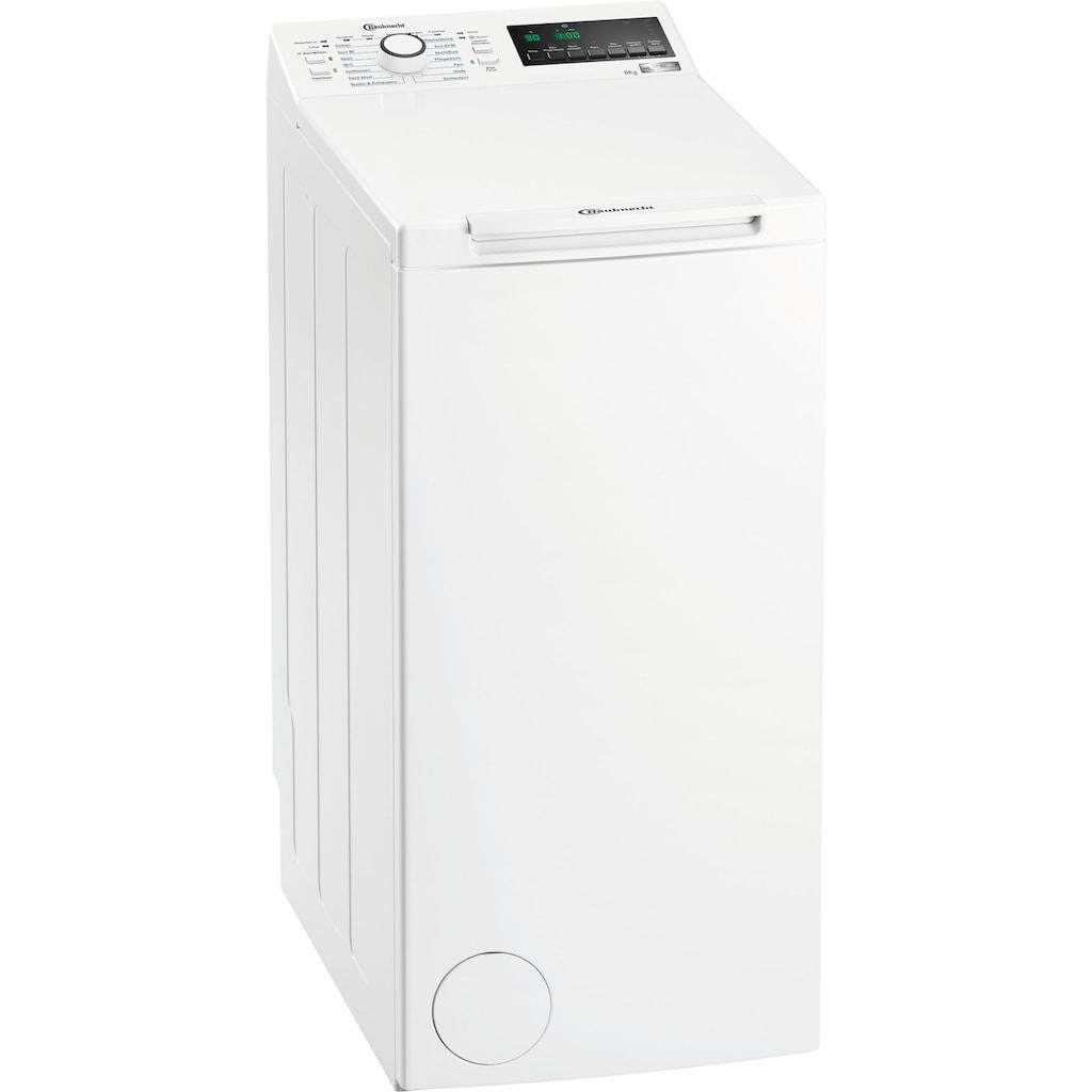 BAUKNECHT Waschmaschine Toplader »WMT ZEN 6 BD N«, WMT ZEN 6 BD N
