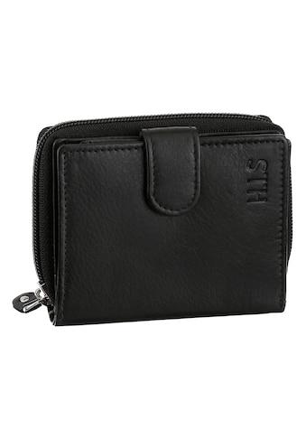 H.I.S Geldbörse, aus weichem Leder kaufen