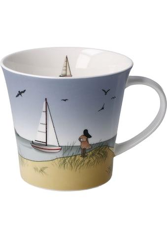 """Goebel Tasse »C Scandic Home - """"Ocean Love""""«, aus sehr hochwertigem Fine Bone China,... kaufen"""