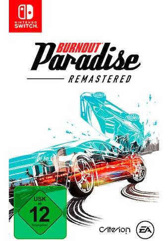 Burnout Paradise Remastered Nintendo Switch kaufen