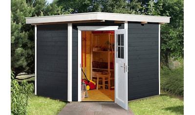 WEKA Gartenhaus »229 Gr.2«, BxT: 270x270 cm, inkl. Fußboden kaufen