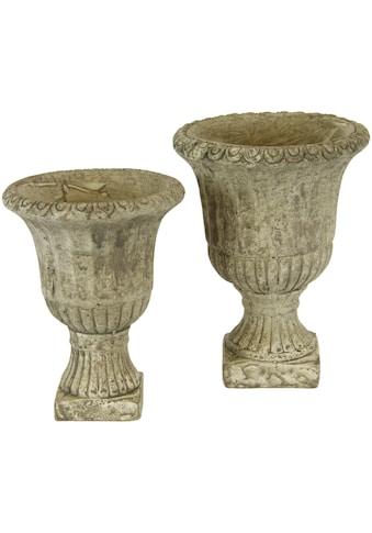Übertopf »Antik - Keramikpokal« (Set, 2 Stück) kaufen