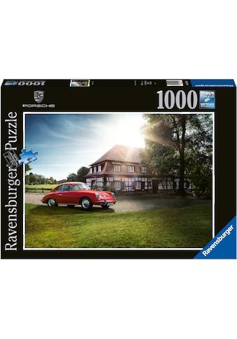 Ravensburger Puzzle »Porsche Classic 356«, Made in Germany, FSC® - schützt Wald -... kaufen