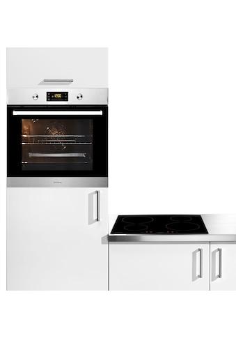 Privileg Backofen-Set »BAKO Turn&Cook 300«, Eco-Umluft kaufen