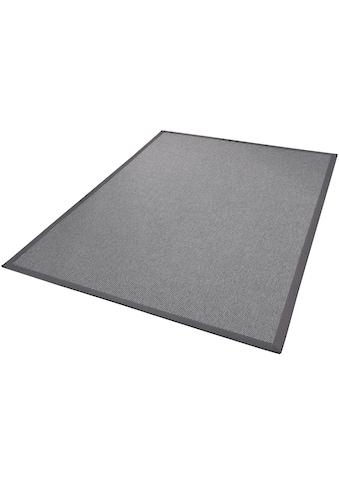 Dekowe Teppich »Naturana Panama, Wunschmaß«, rechteckig, 8 mm Höhe, Sisal-Optik, mit Bordüre, Wohnzimmer kaufen