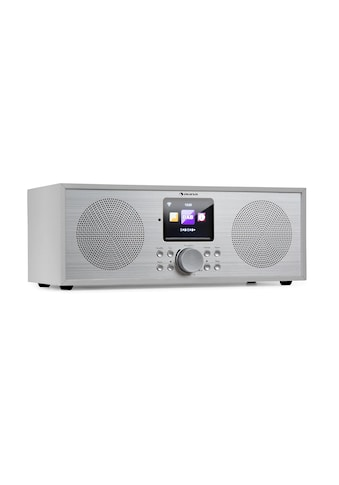 Auna auna Silver Star Stereo Internet DAB+/UKW Radio, WiFi, BT, DAB+/ »SilverStar« kaufen