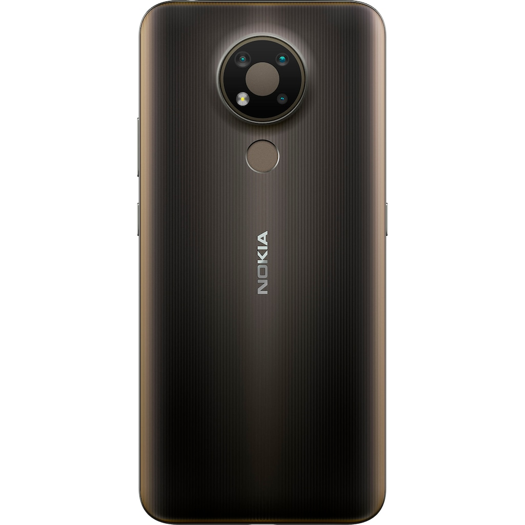"Nokia Smartphone »3,4«, (16,23 cm/6,39 "" 64 GB Speicherplatz, 13 MP Kamera)"