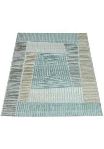 Paco Home Teppich »Stilo 850«, rechteckig, 13 mm Höhe, In- und Outdoor geeignet, Wohnzimmer kaufen