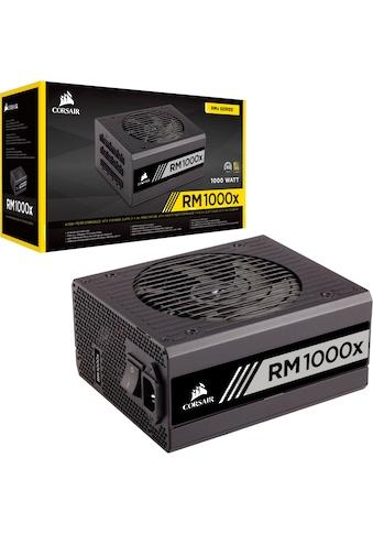 Corsair PC-Netzteil »RMx Series RM1000x – 80 PLUS« kaufen