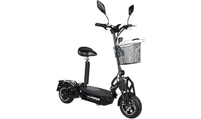 Forca E-Scooter »Forca Elektroroller Camper Basic 20 km/h Basic mit Nabenmotor«, 20... kaufen