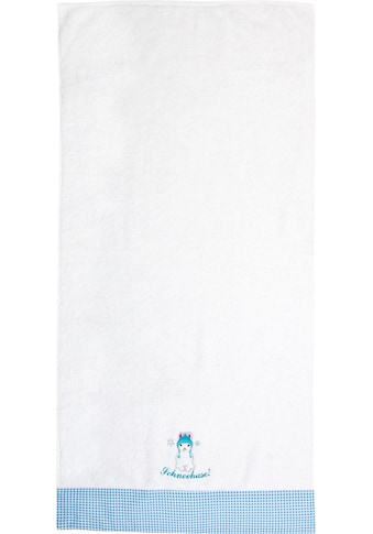 ADELHEID Handtücher »Schneehase Handtuch«, (2 St.), mit Bordüre und Stickerei kaufen