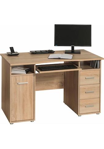 Maja Möbel Schreibtisch »4029«, mit 3 Schubkästen und 1 Tür kaufen