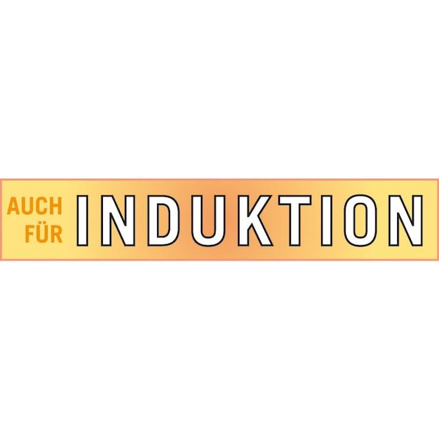 GSW Kochtopf »PROFI« (1-tlg., Glasdeckel)