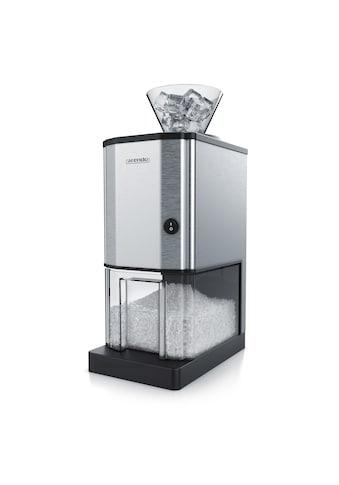 Arendo Eiscrusher »Eiszerkleinerer 80 W – 1kg Eis in 5 Min.«, mit 3,5L Container &... kaufen