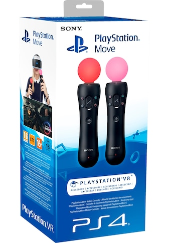 PlayStation 4 Motion-Controller »Move«, Twin Pack kaufen