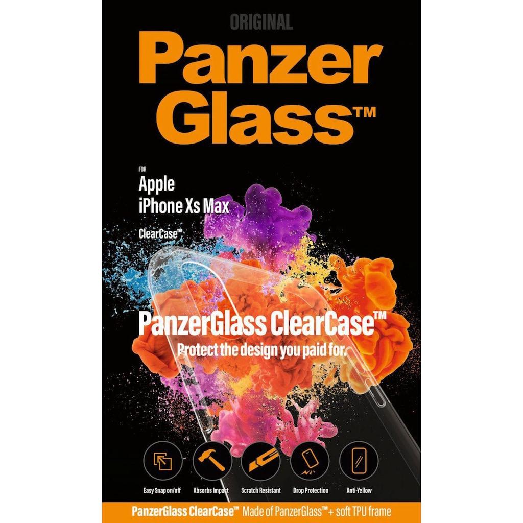 PanzerGlass Handytasche »ClearCase für iPhone Xs Max«