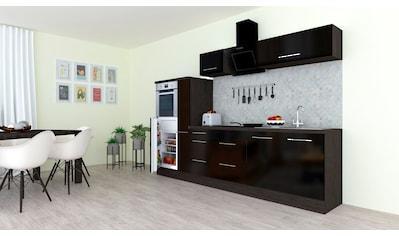 RESPEKTA Küchenzeile »RP300«, mit E-Geräten, Breite 300 cm kaufen