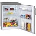 exquisit Vollraumkühlschrank »KS 18-17 RV A+++Inoxlook«