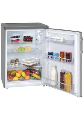 exquisit Vollraumkühlschrank »KS 18-17 RV A+++Inoxlook« kaufen