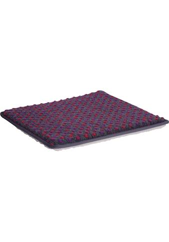 Linke Licardo Sitzkissen »Punkte«, Sofaauflage aus reiner Schurwolle kaufen