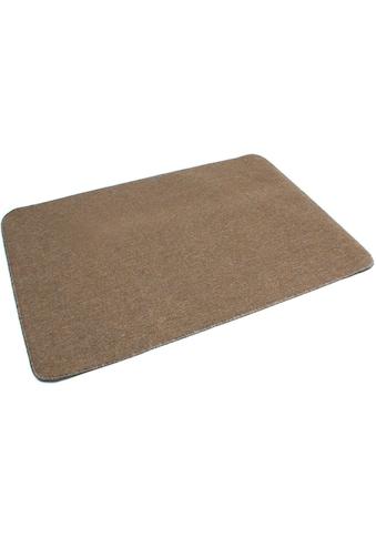 Primaflor-Ideen in Textil Teppich »MACAO«, rechteckig, 5 mm Höhe, Wohnzimmer kaufen