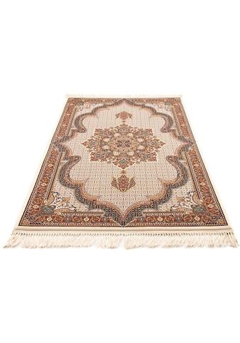 morgenland Orientteppich »Laleh«, rechteckig, 9 mm Höhe kaufen