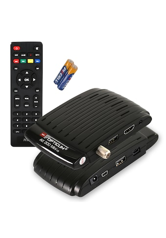 Opticum Red »AX 300 Mini v3 Full HD Camping« SAT - Receiver kaufen