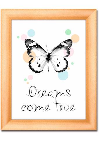 Artland Wandbild »Träume« kaufen