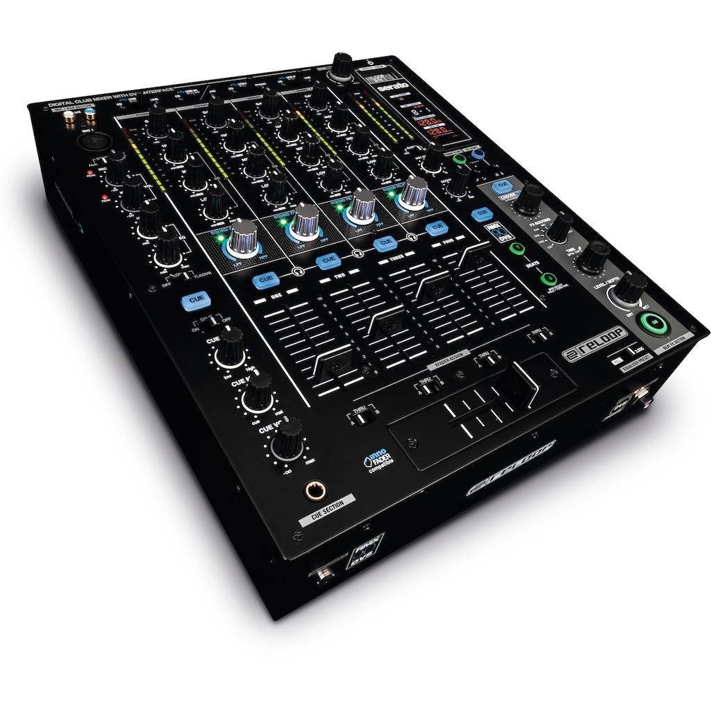 Reloop® Mischpult »RMX-90 DVS«, mit DVS Audio Interface für Serato DJ
