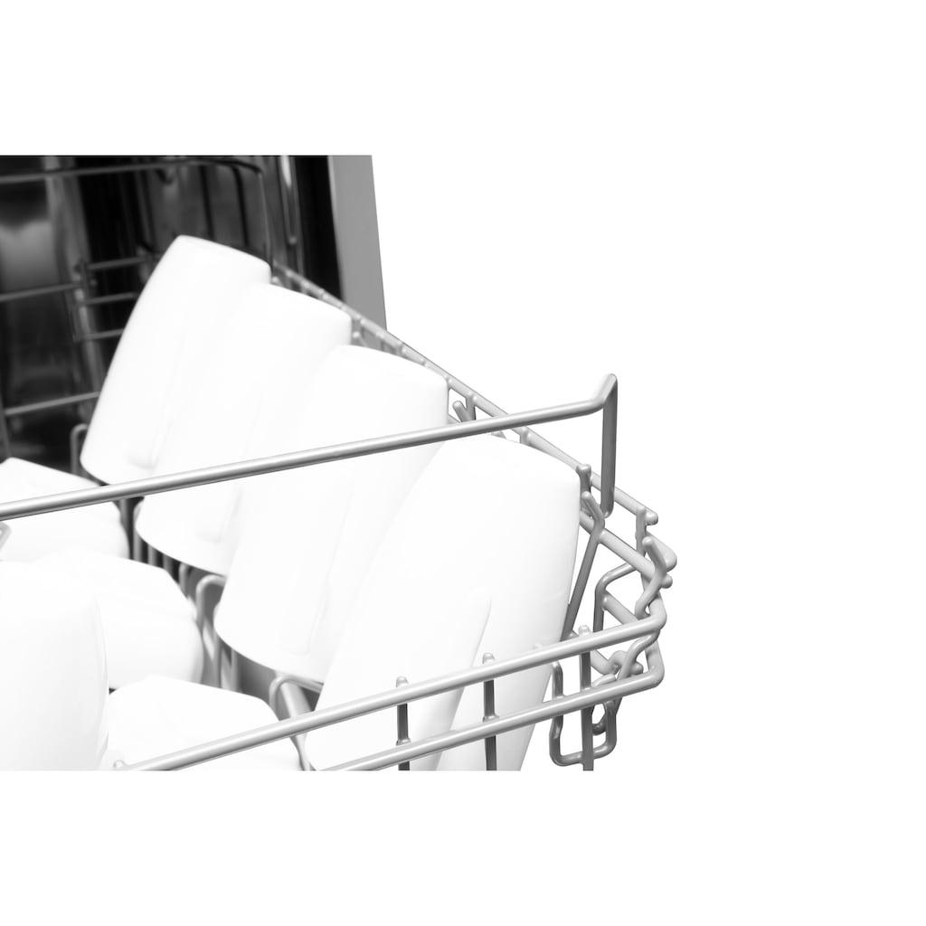 Amica vollintegrierbarer Geschirrspüler »EGSPV 586 900«, EGSPV 586 900, 8,5 l, 10 Maßgedecke