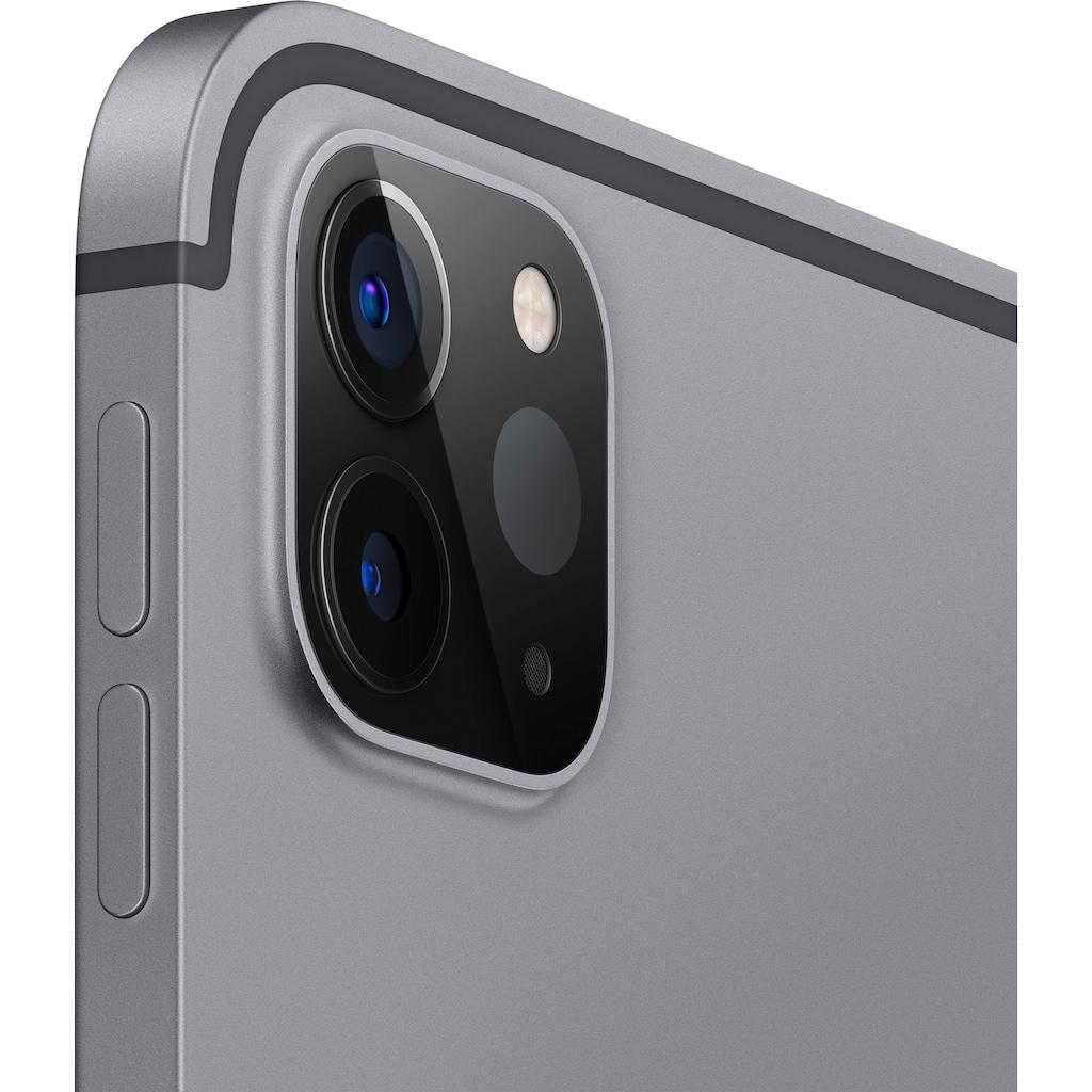 Apple Tablet »iPad Pro 11.0 (2020) - 256 GB Cellular«, Kompatibel mit Apple Pencil 2