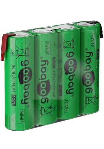 Goobay »Lötfahne (Z), NiMH Akku« Batterie kaufen