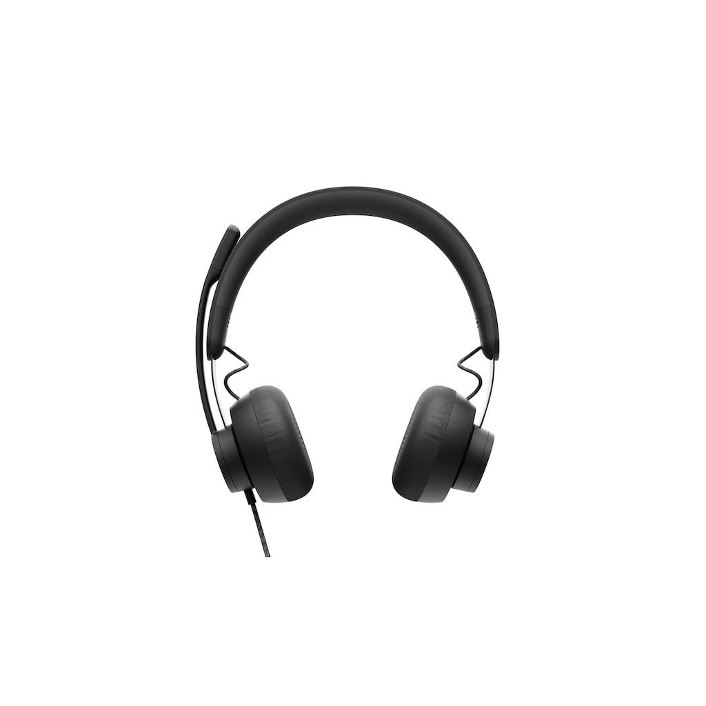 Logitech Headset »Zone Wired UC«