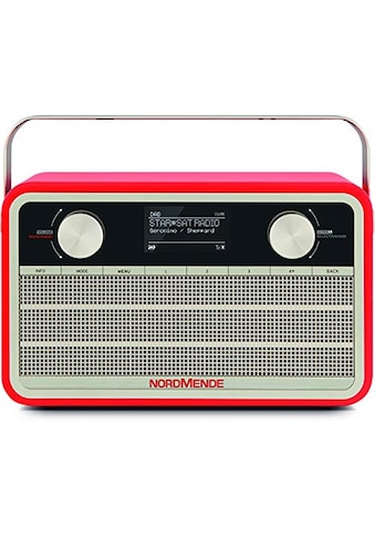 Nordmende Digitalradio (DAB+) »Transita 120 IR«, (WLAN Digitalradio... kaufen