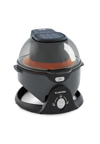 Klarstein Heißluftfritteuse 1400W 50 - 240°C Timer »VitAir Swing« kaufen