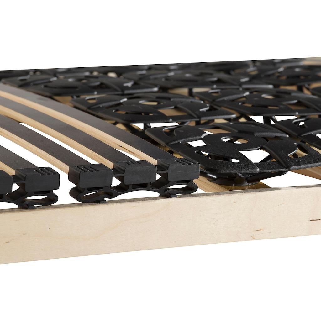 Lattenrost, »Modul Premium 5«, Beco, Kopfteil manuell verstellbar