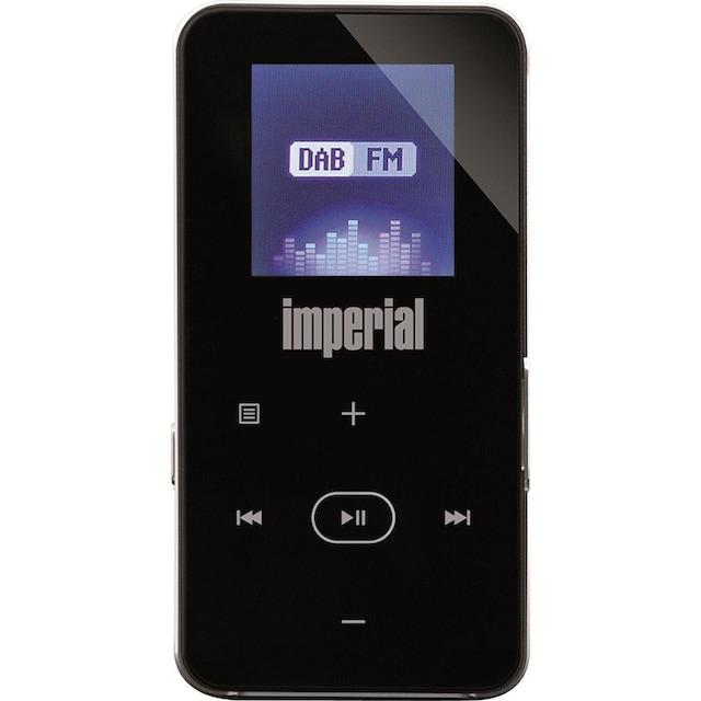 IMPERIAL mobiles Digitalradio mit MP3-Player »DABMAN 2«