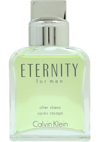 """Calvin Klein After - Shave """"Eternity For Men"""" kaufen"""